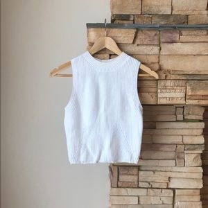 Aritzia | Babaton Knit Sleeveless Top